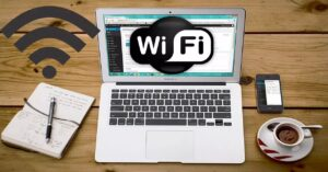 Why is Wi-Fi faster on my mobile than on my…