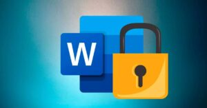 How to put password to Office documents: Word, Excel …
