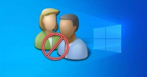 How to recover a deleted user profile in Windows