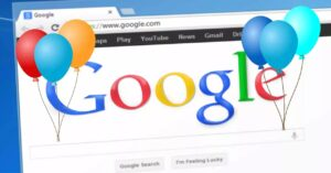 Google's birthday, look for work in your position with dissimulation,…