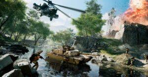 Battlefield 2042 delayed, giving Call of Duty: Vanguard a better…