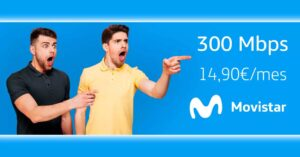 Movistar has the cheapest fiber in Spain with its new…