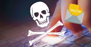 Do you download a pirate movie and receive a letter…