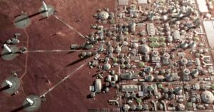 Live on Mars? These are the latest house designs
