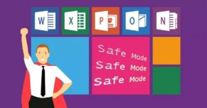 How to open safe mode in Office and what it…