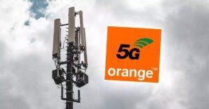 Finally! Orange activates a 5G node at 700 MHz for…