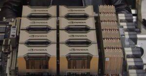 NVIDIA A100 ARM, the GPU that destroys the CPU: 104…