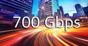 New traffic record in Spain: more than 700 Gbps