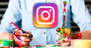Super relaxing Instagram accounts of people painting