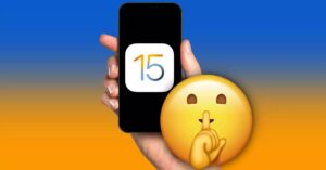 The secret feature of iOS 15, did you realize it…