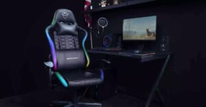 Trust GXT 704, 708R, 712 and 716: gaming chairs, features