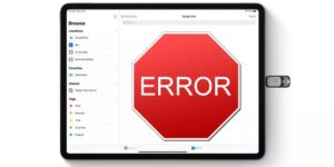 Your iPad does not recognize pendrive or discs? Fix it…