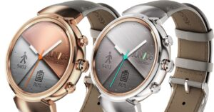Asus sells so few watches, it wouldn't launch any more…