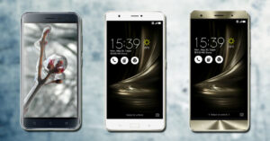 The new ASUS Zenfone 3 are official and all with…