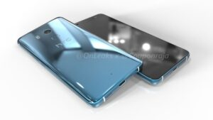 We see the HTC U11 Plus in a render and…