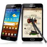 Galaxy Note: Ice Cream Sandwich update leaked