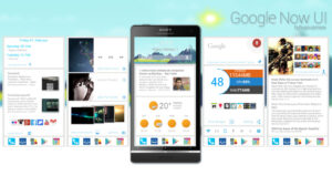 Interesting alternatives to Google Now Launcher