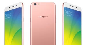OPPO R9s Plus, with 6 GB of RAM and an…