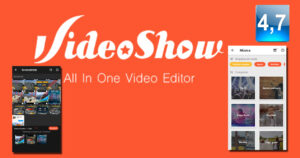 VideoShowLite, make your videos more attractive with your Android phone