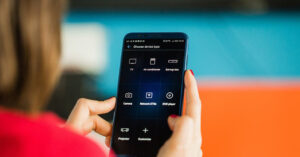 How to use your Android phone as a remote control…