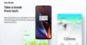 OnePlus 6 and OnePlus 6T receive Zen mode and screen…