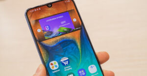 The Samsung Galaxy A30 improves its GPS, audio and more…
