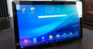 Samsung works on a 17-inch tablet