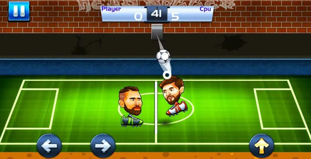 juegos futbol cabezones